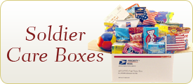 Soldier Care Box